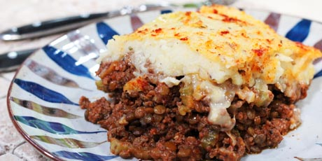 Indian Shepherd's Pie