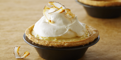 Individual Coconut Cream Pies Recipes Food Network Canada