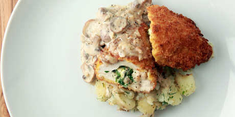 Kickin' Chicken Kiev