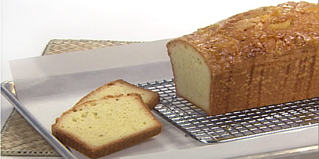 Lemon Pound Cake