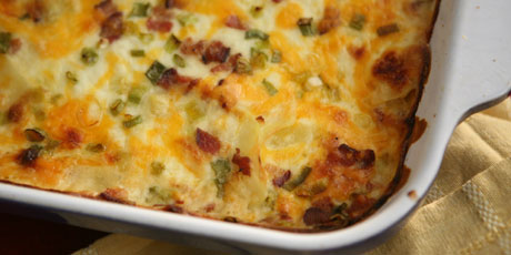 Loaded Potato Bake