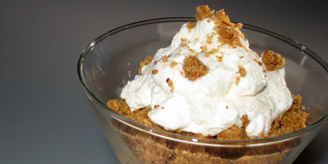 Maple Pecan Crumble