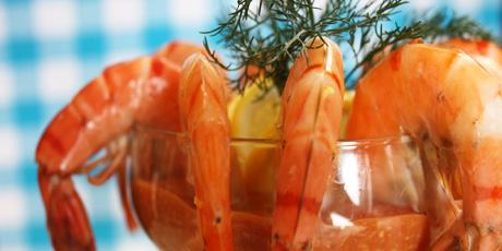 Michael Smith's Shrimp Cocktail