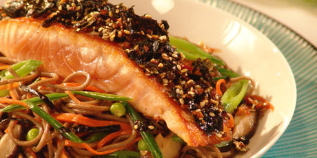 Member profile food network canada user submitted recipes nori crusted salmon forumfinder Images