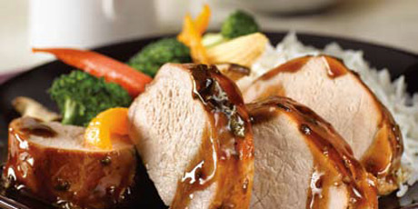 Orange-Hoisin Pork Tenderloin