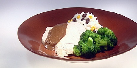 Poached Turkey Breast