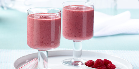 Raspberry Jubilee Smoothie