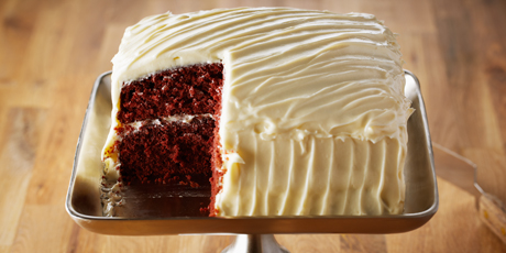 Red Velvet Recipes Cake