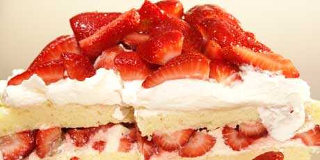Ricardo S Strawberry Shortcake Recipes Food Network Canada