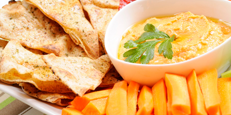 Roasted Jalapeno and Monterey Jack Dip
