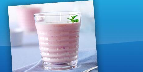 Silk Strawberry Energy Drink
