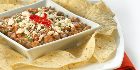 Spicy Cheese with Ground Beef