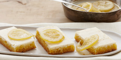 Sunshine Lemon Bars