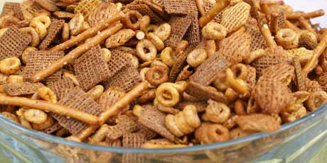 Sweet And Salty Party Mix Recipes Food Network Canada