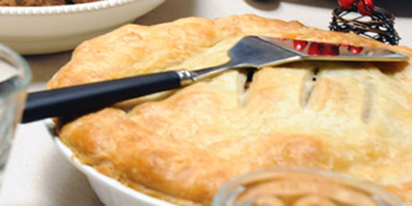 Chuck's Tourtiere
