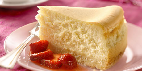 Ultimate Vanilla Cheesecake With Shortbread Crust Recipes