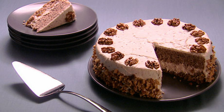 Walnut Torte Recipes Food Network Canada