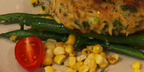 Zydeco Bean and Sweet Corn Salad