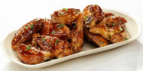 Teriyaki Chicken Wings