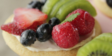 The Pioneer Woman's Fruit Tarts