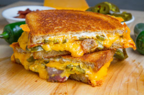 Irresistible Grilled Cheese Recipes