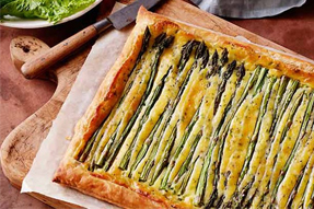 10 Savoury Tarts for an Easter Brunch