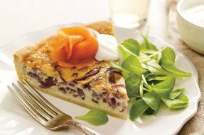 16 Savoury Quiche Recipes