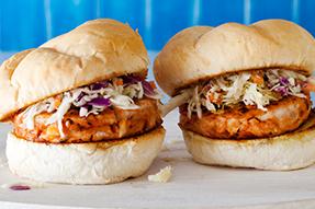 14 Juiciest Chicken Burger Recipes | Food Network Canada