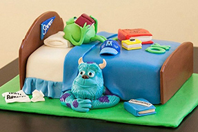 15 Awesome Pixar Cakes That Will Blow You Away