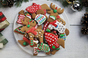 How to Make the Cutest Ugly Christmas Sweater Cookies