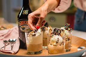 Baileys Chocolate Pretzel Sundae Recipe