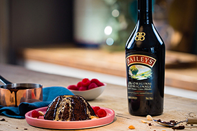 Baileys Sweet Chocolate Volcano Recipe