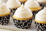 Anna Olson's Fluffy Vanilla Cupcakes
