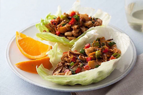 14 Fresh and Delicious Lettuce Wraps
