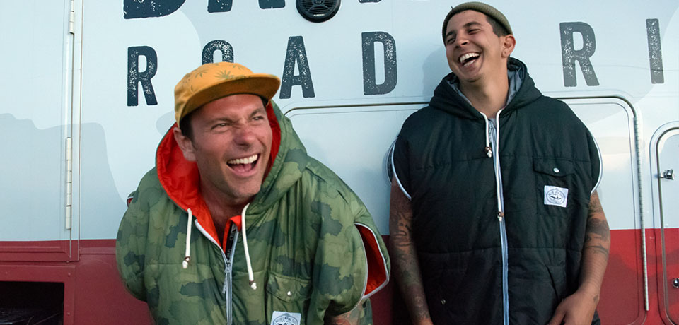 size 40 ca4b3 aedaf Chuck and Danny's Road Trip | Episode Guide, Videos ...