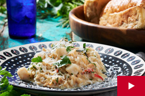How to Make Seafood Risotto