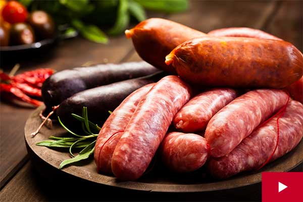 Watch: Six Types of Sausages and How to Serve Them