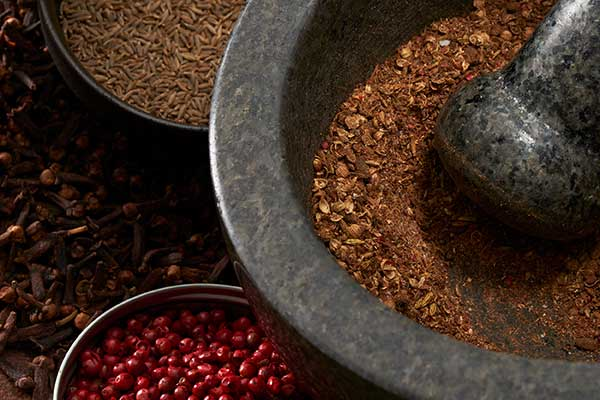 Spice Rub for Pork, Chicken or Fish