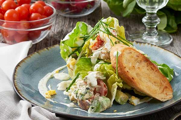 Recipe: Lobster Cobb Salad