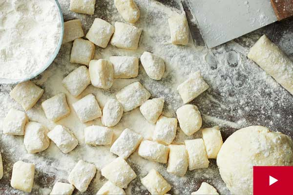 How to Make Ricotta Gnocchi From Scratch