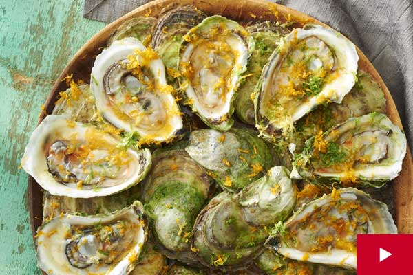 Watch: How to Confidently Shuck Oysters