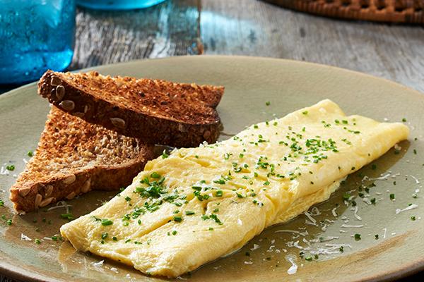 Broiler Omelette