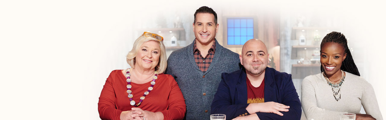 Holiday Baking Championship - Holiday Cookie Madness   FoodNetwork.ca