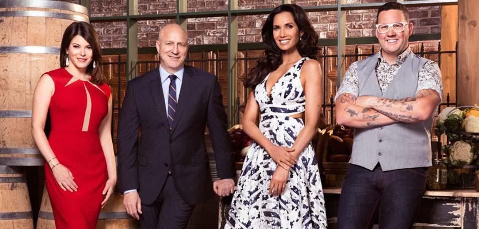 Top chef canada celebrity judges on iron