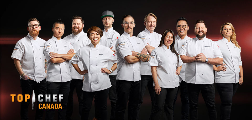 Food Network Canada Competition Shows