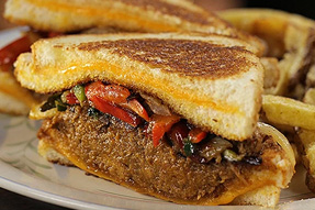 Top Grilled Cheese