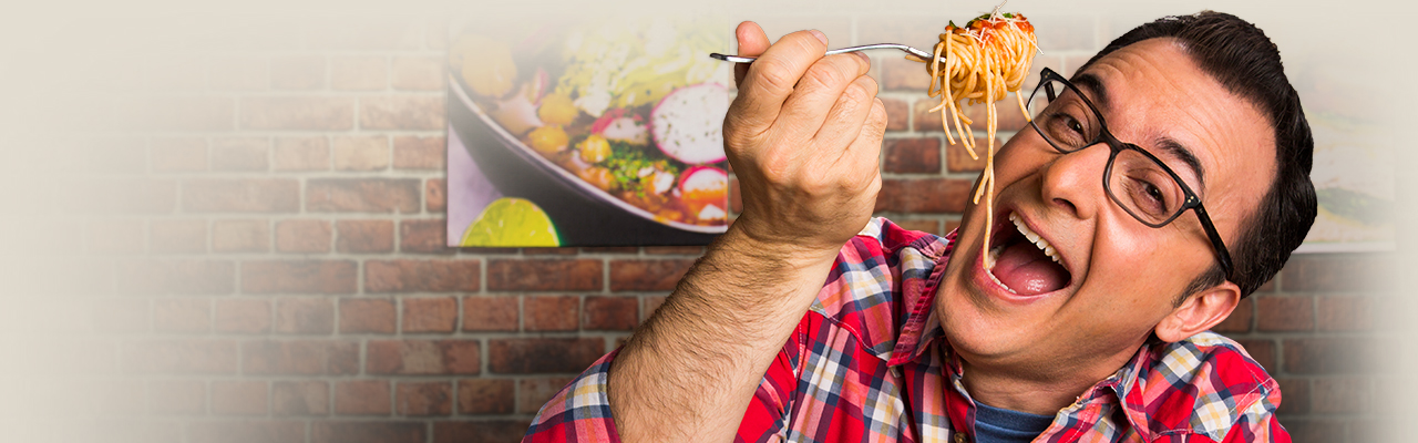 You Gotta Eat Here!   Episode Guide, Videos & TV Schedule - Recipes