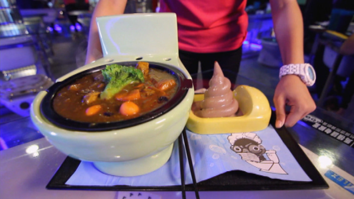 Weird Food To Eat In Japan