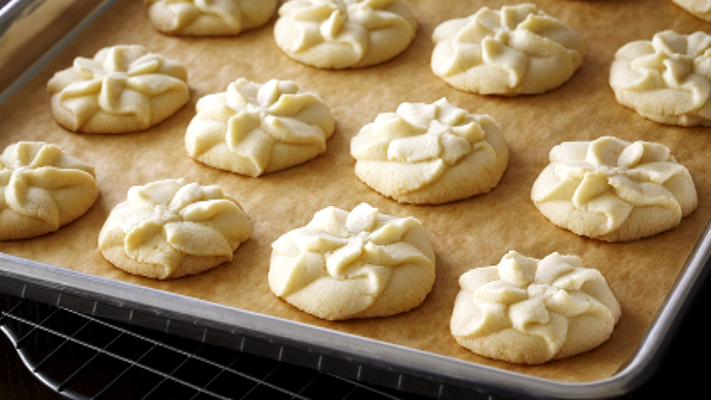 Bake With Anna Olson Shortbread Cookies Season 1