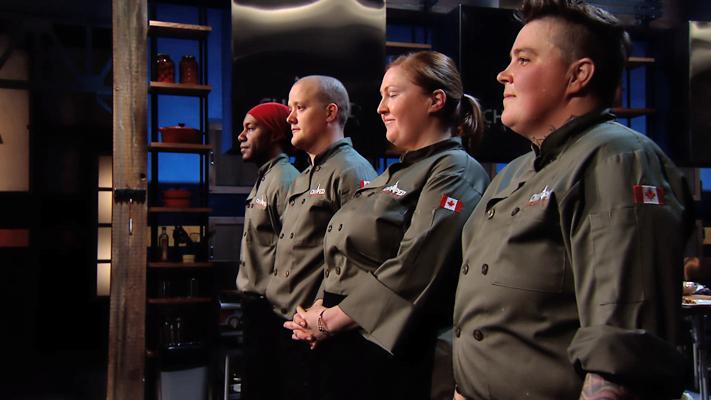 Chopped Canada Video - Holler for Challah | Season 2 Episode